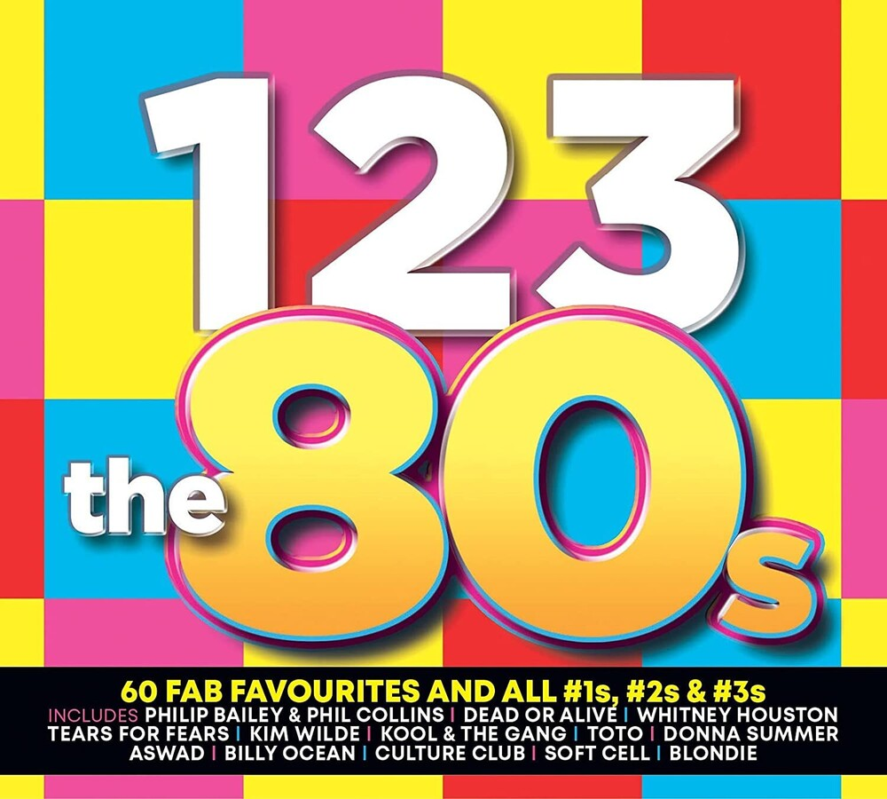 - 1-2-3: The 80s / Various