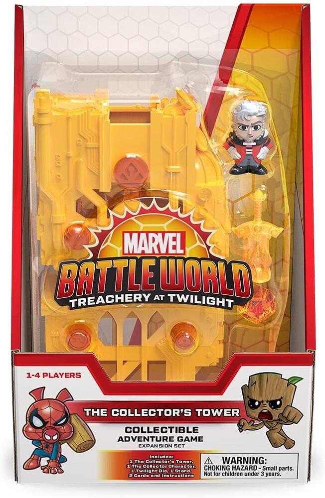 - Marvel Battleworld: S2 Collector's Tower (Vfig)
