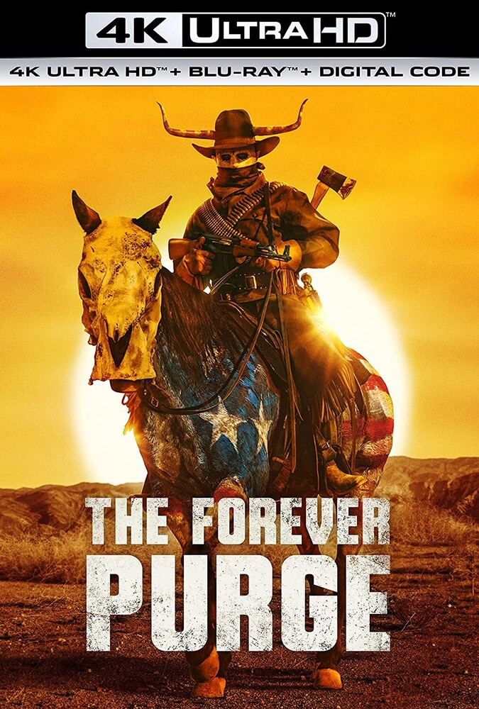 Forever Purge - The Forever Purge