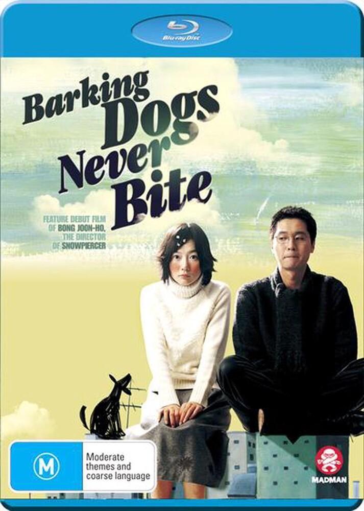 - Barking Dogs Never Bite / (Aus)