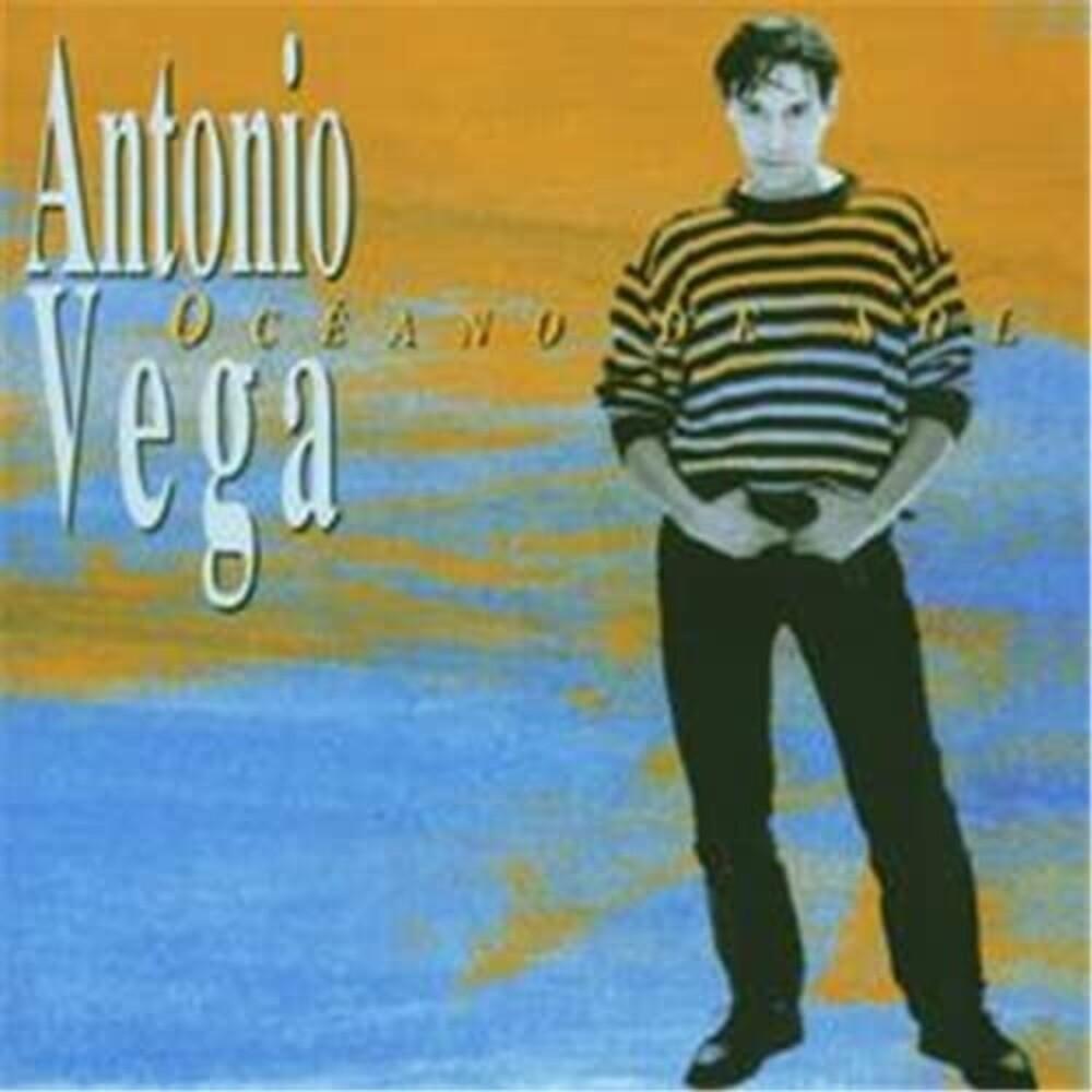 Antonio Vega - Oceano De Sol [Reissue] (Spa)