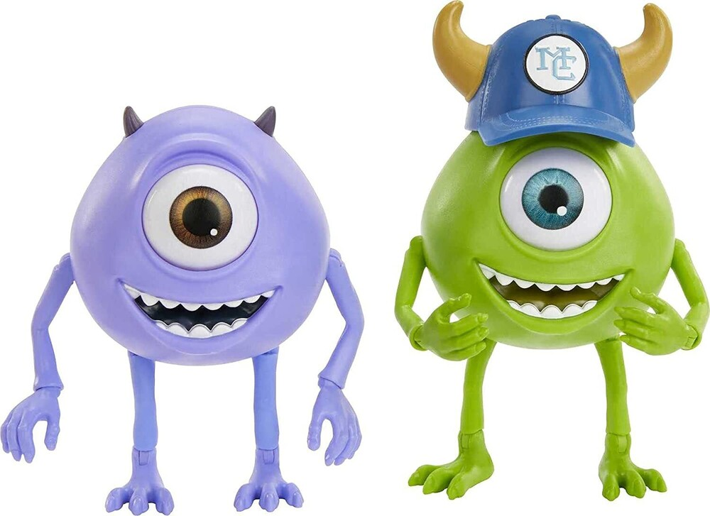 - Monsters At Work Figure Mike And Gary (Fig)