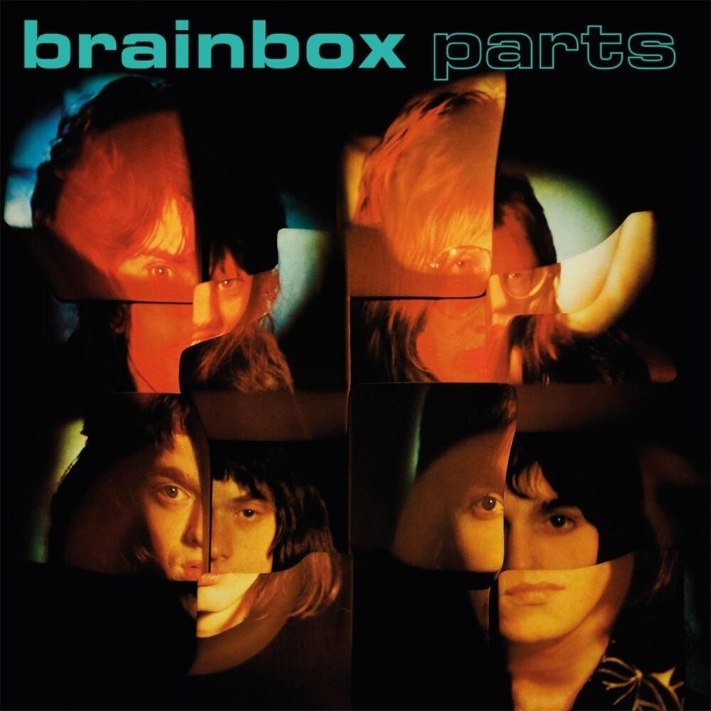 Brainbox - Parts [Limited 180-Gram Yellow Colored Vinyl]