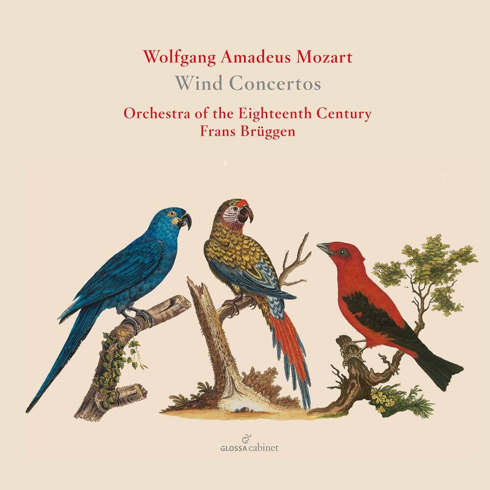 Mozart / Bruggen - Wind Concertos