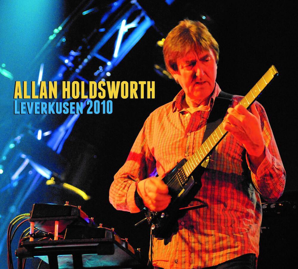 Allan Holdsworth - Leverkusen 2010 (W/Dvd)