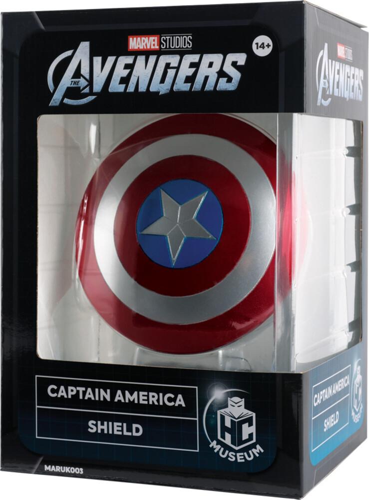 Marvel - Marvel - Captain America's Shield (Clcb) (Fig)