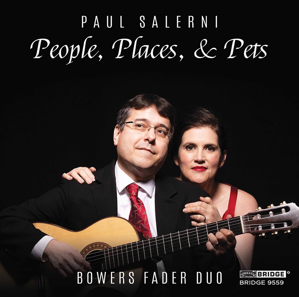 Salerni / Bowers Fader Duo - People Places & Pets