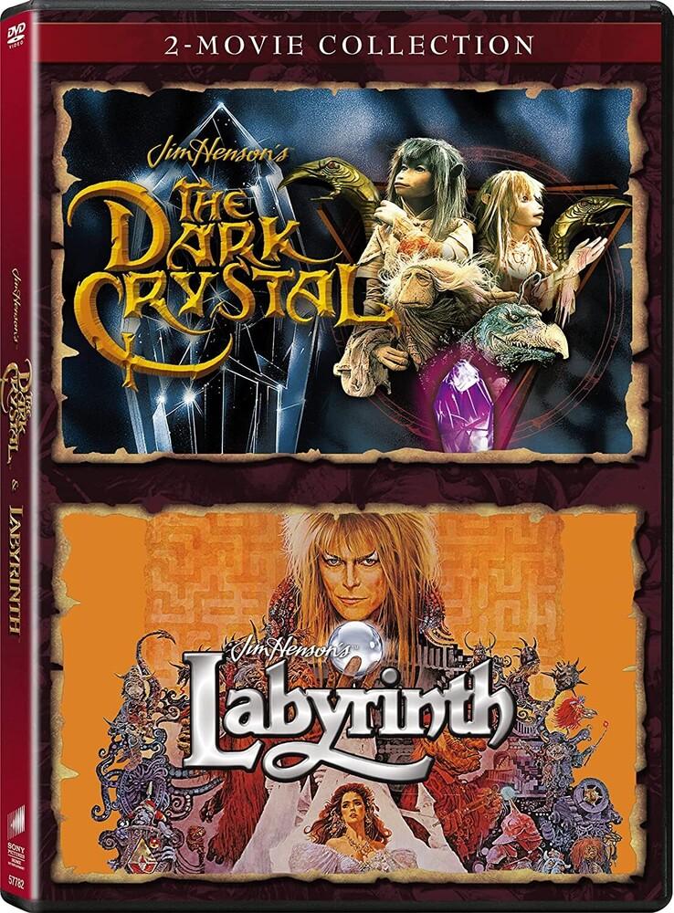 Dark Crystal / Labyrinth - Dark Crystal / Labyrinth (2pc) / (2pk)
