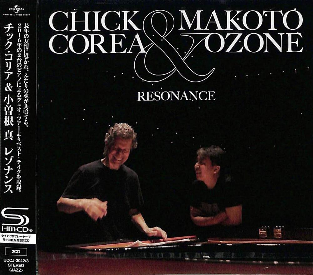 Chick Corea  / Makoto,Ozone - Resonance (Shm) (Jpn)