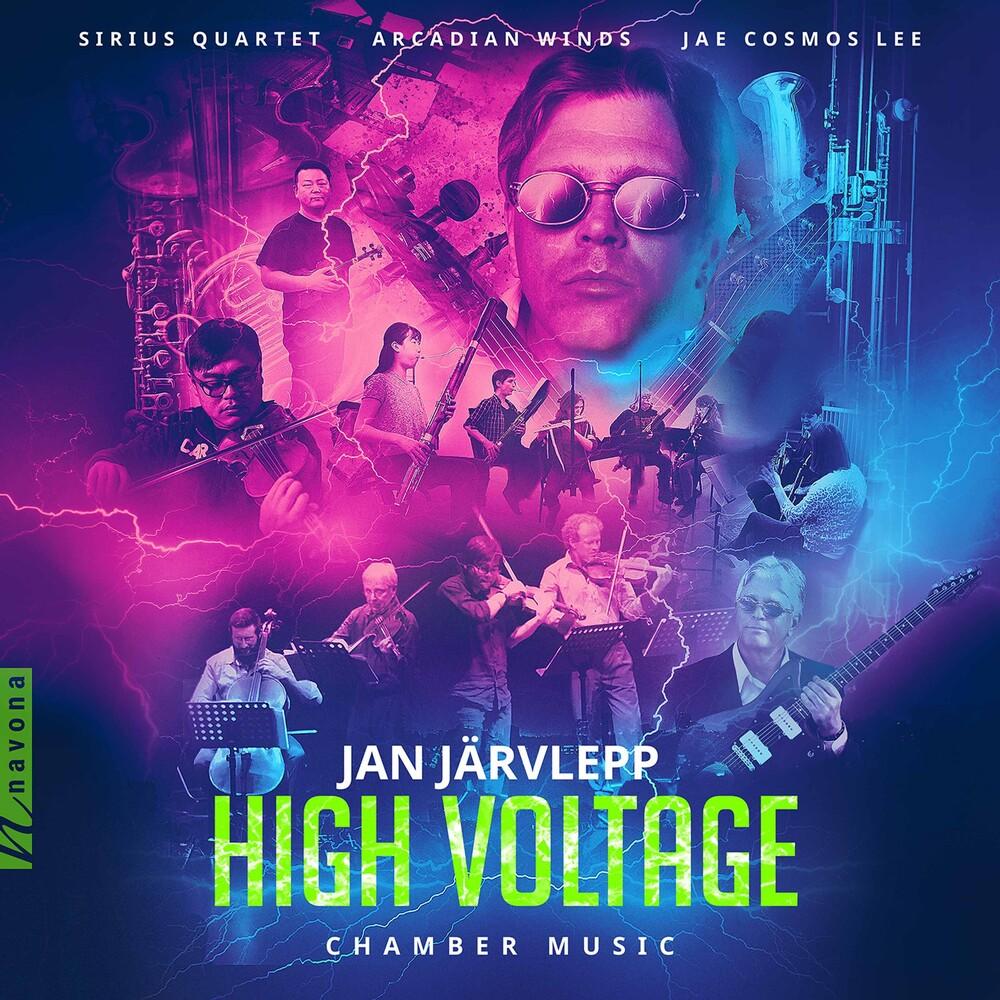 Jarvlepp - High Voltage