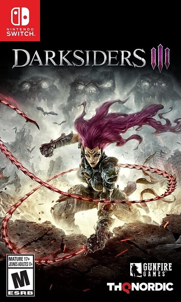 Swi Darksiders III - Darksiders III for Nintendo Switch