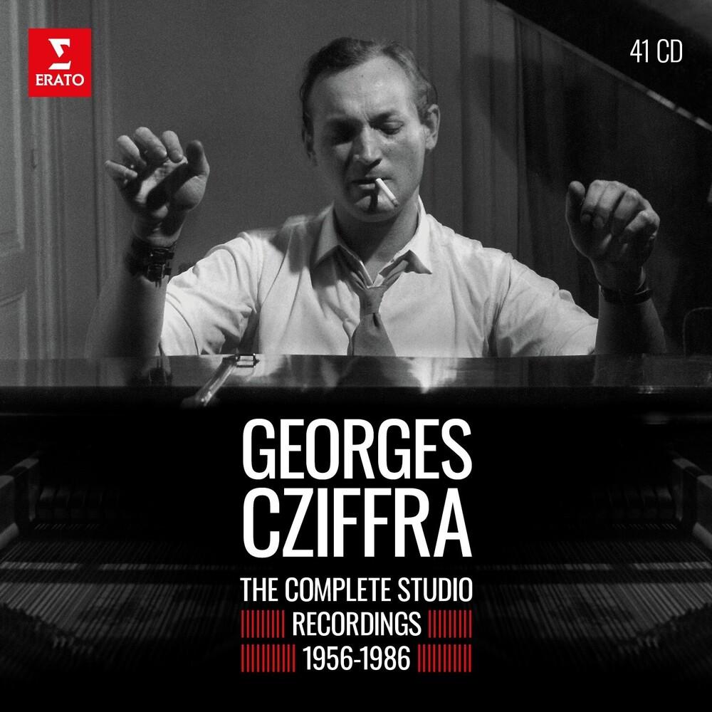 GEORGES CZIFFRA - Complete Studio Recordings