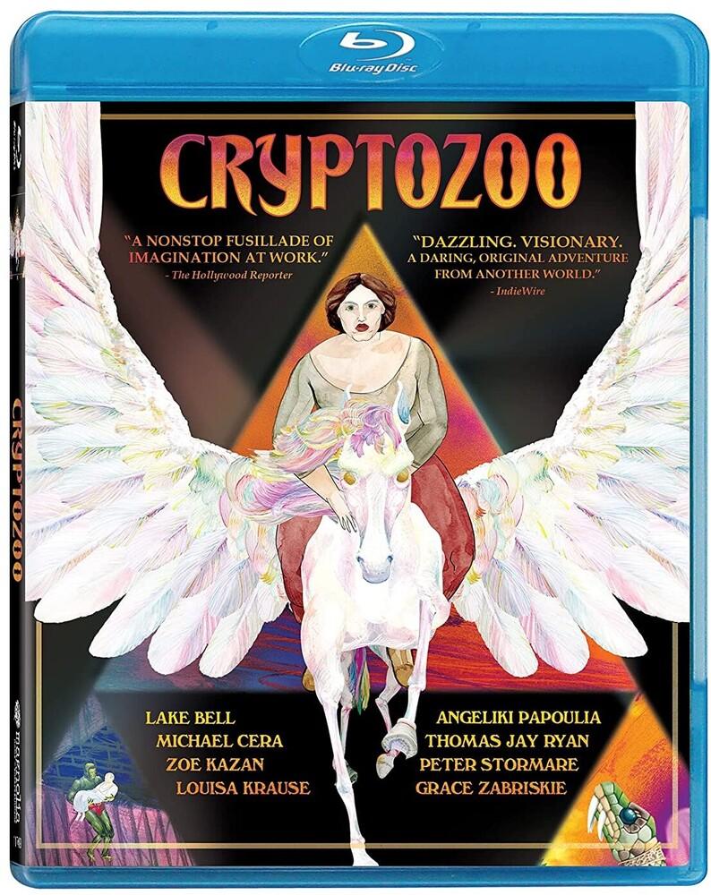 Cryptozoo Blu-ray - Cryptozoo Blu-Ray