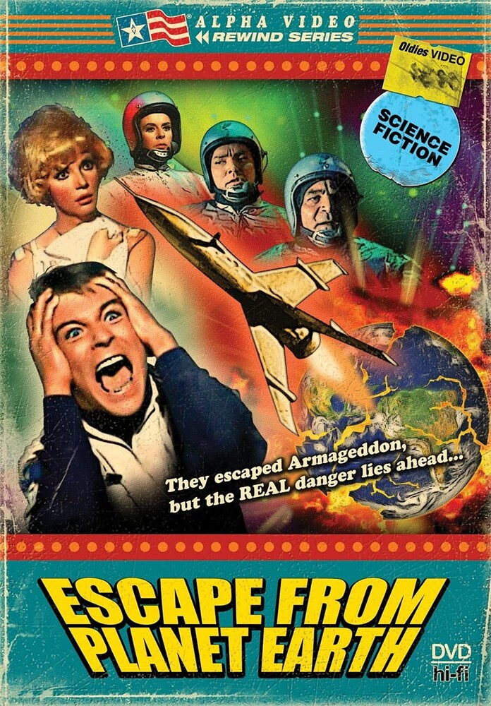 Escape From Planet Earth - Escape From Planet Earth / (Dvr)