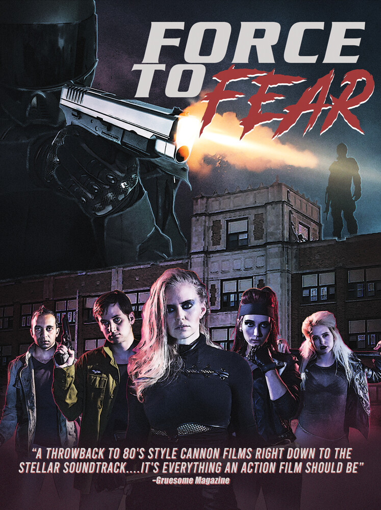 Force to Fear - Force To Fear