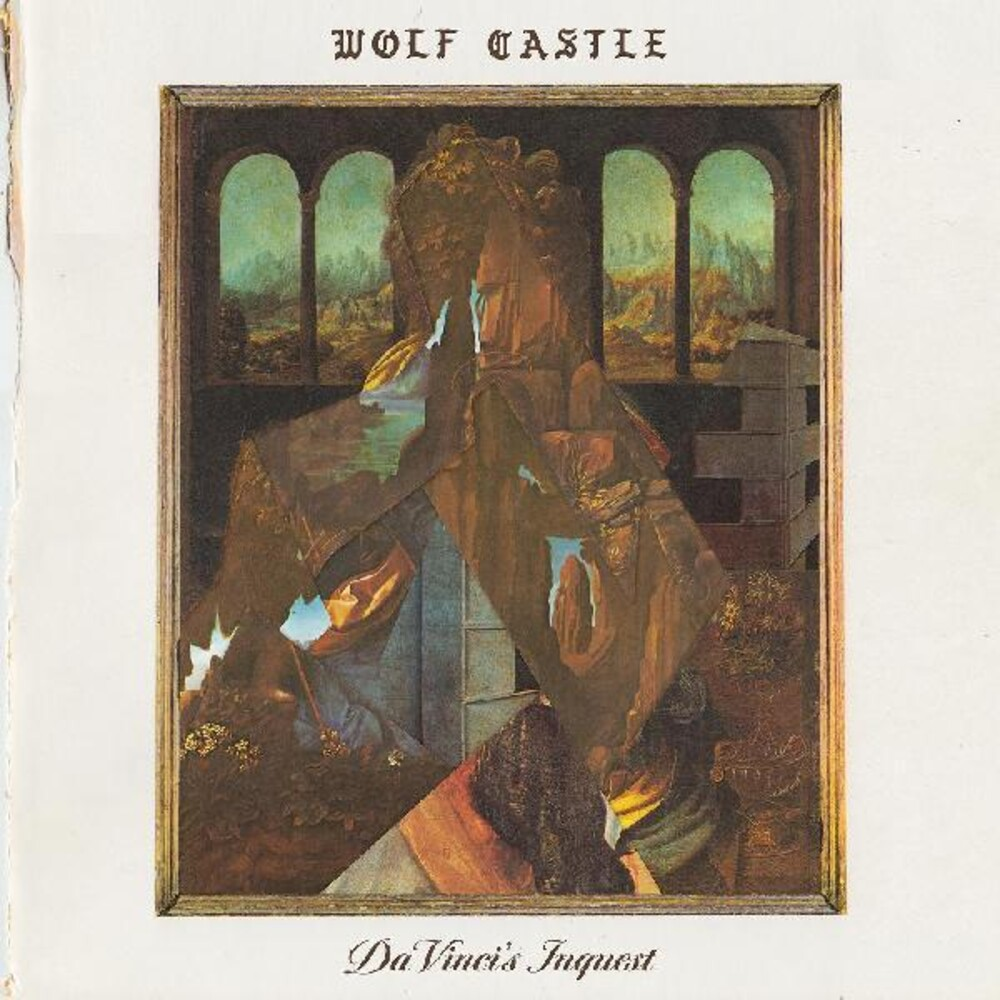 Wolf Castle - Da Vinci's Inquest [Colored Vinyl] (Grn)