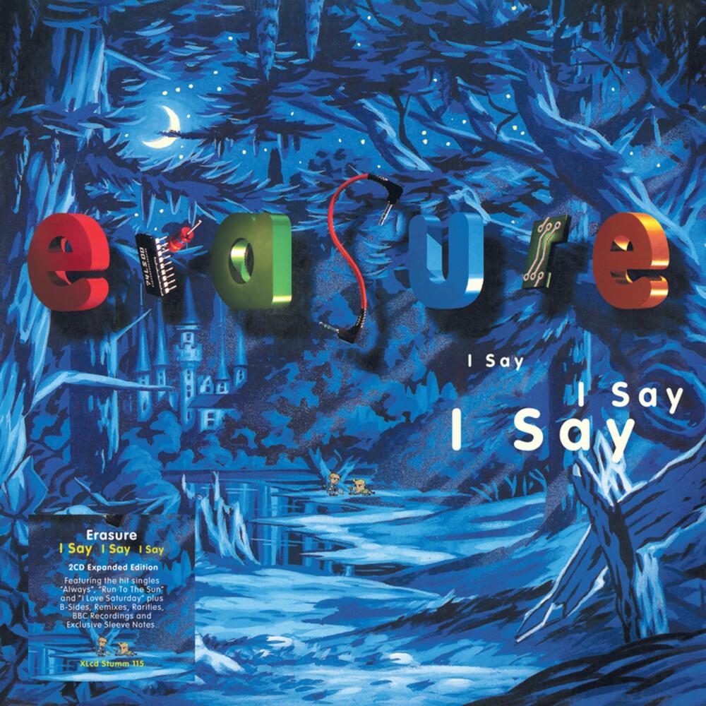 Erasure - I Say I Say I Say [Limited Edition] (Exp)