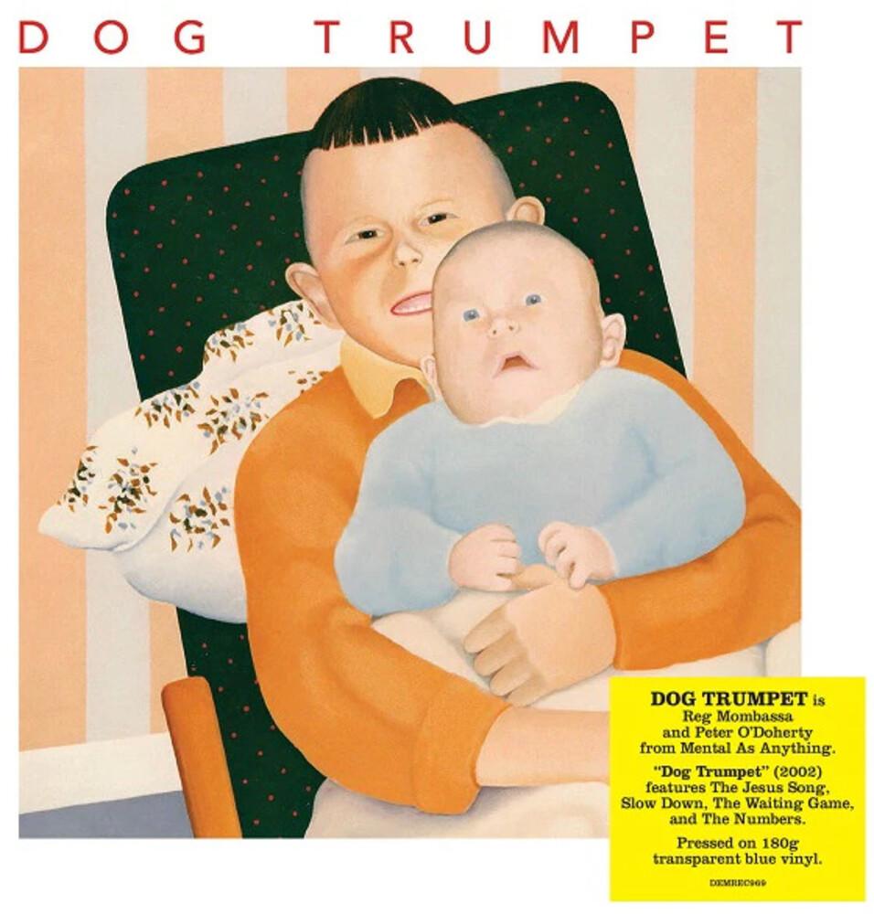 Dog Trumpet - Dog Trumpet [180-Gram Transparent Blue Colored Vinyl]
