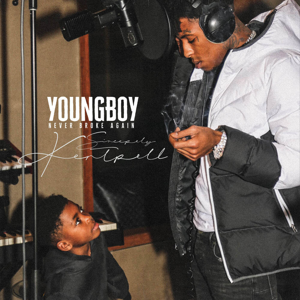 Youngboy Never Broke Again - Sincerely Kentrell (Mod)