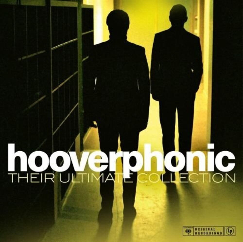 Hooverphonic - Their Ultimate Collection [180-Gram Silver Colored Vinyl]