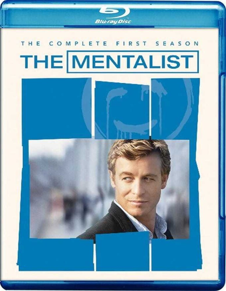 Mentalist - The Mentalist: The Complete First Season