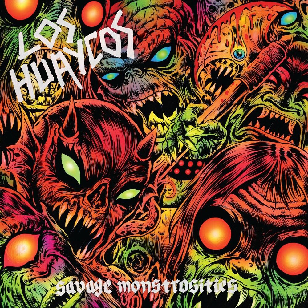 Los Huaycos - Savage Monstrosities