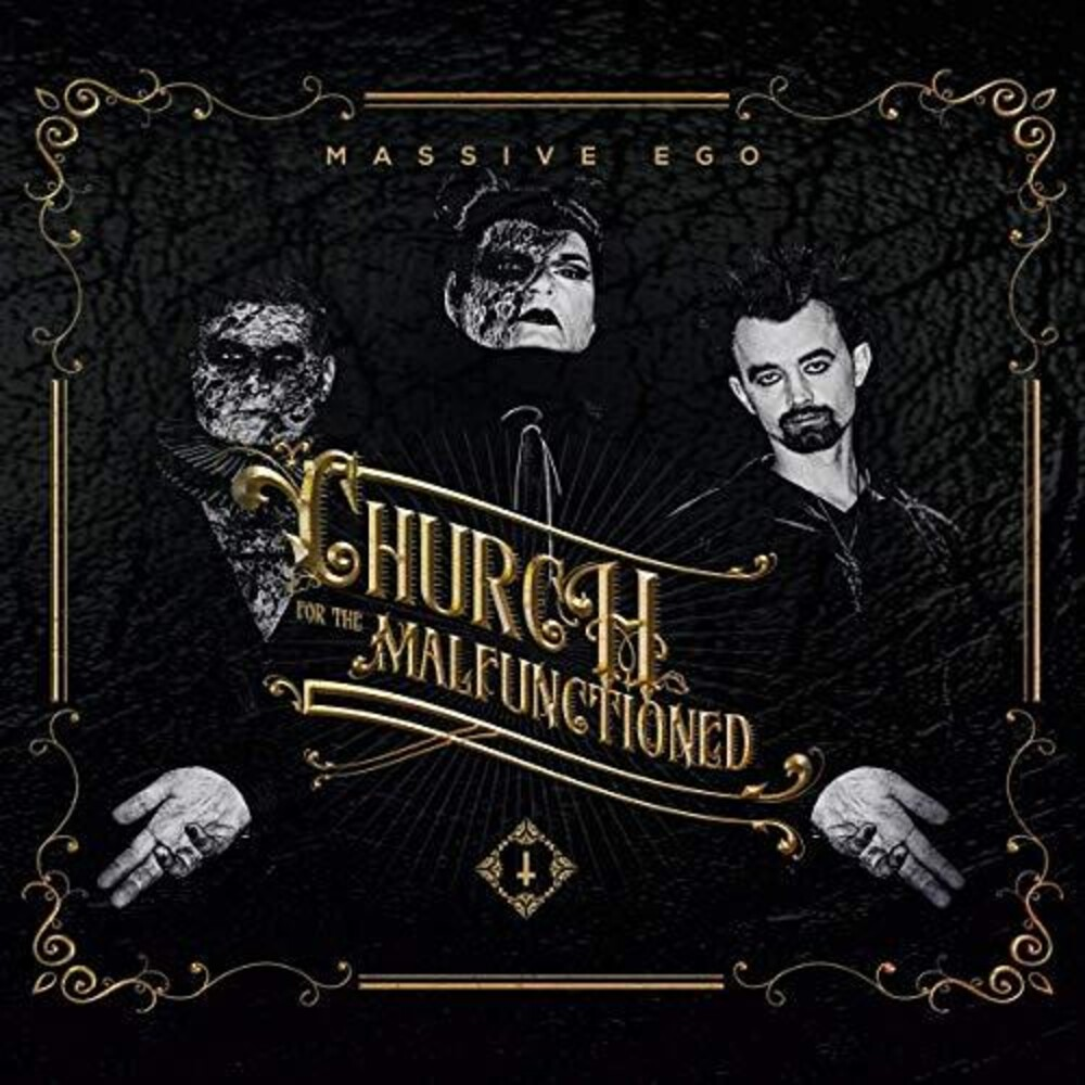 Massive Ego - Church For The Malfunctioned [2CD]