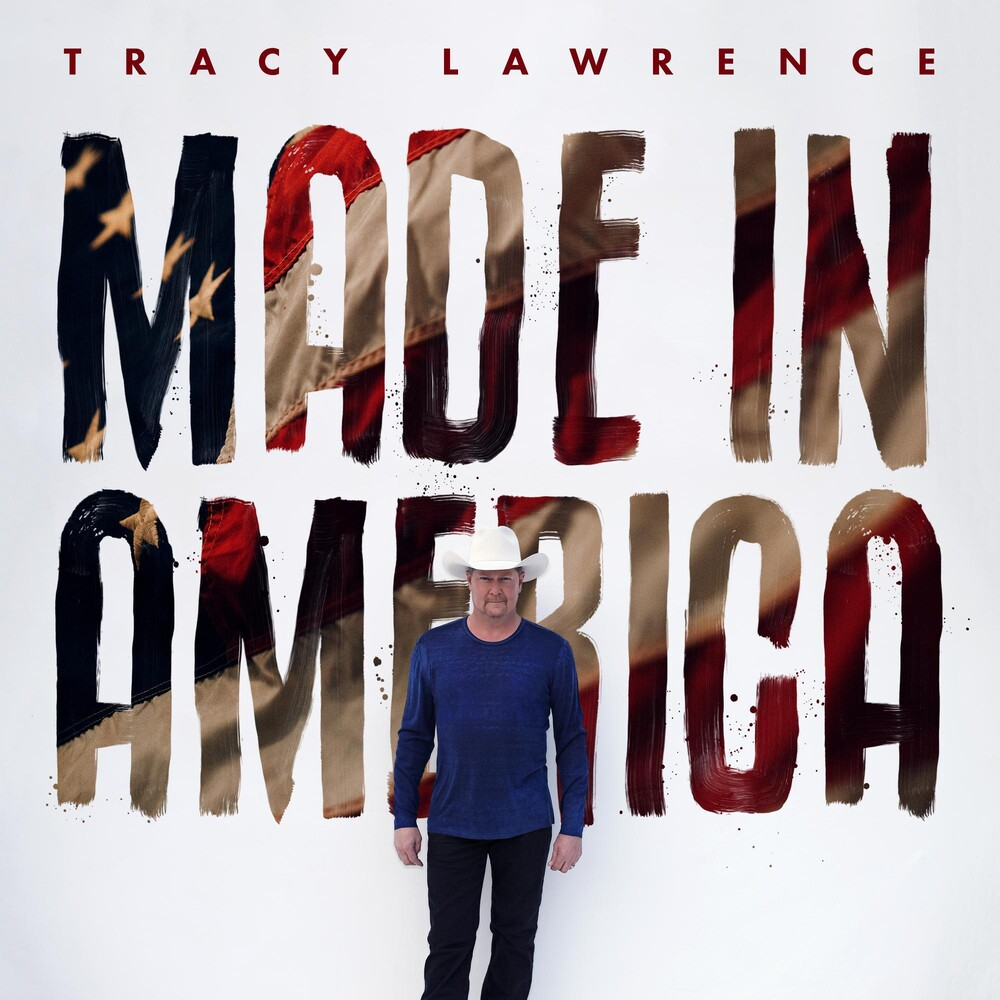 Tracy Lawrence - Made In America [LP]