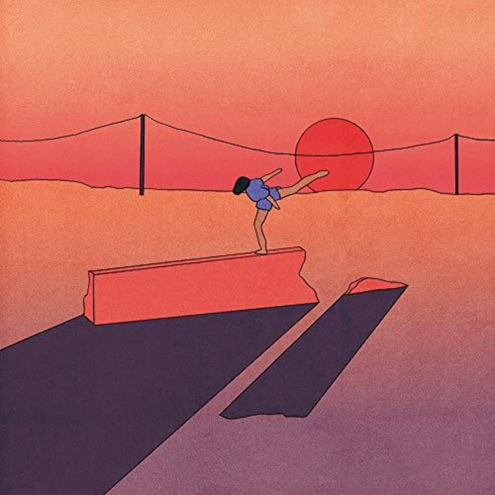 Jay Som - Anak Ko [Import Limited Edition Orange LP]