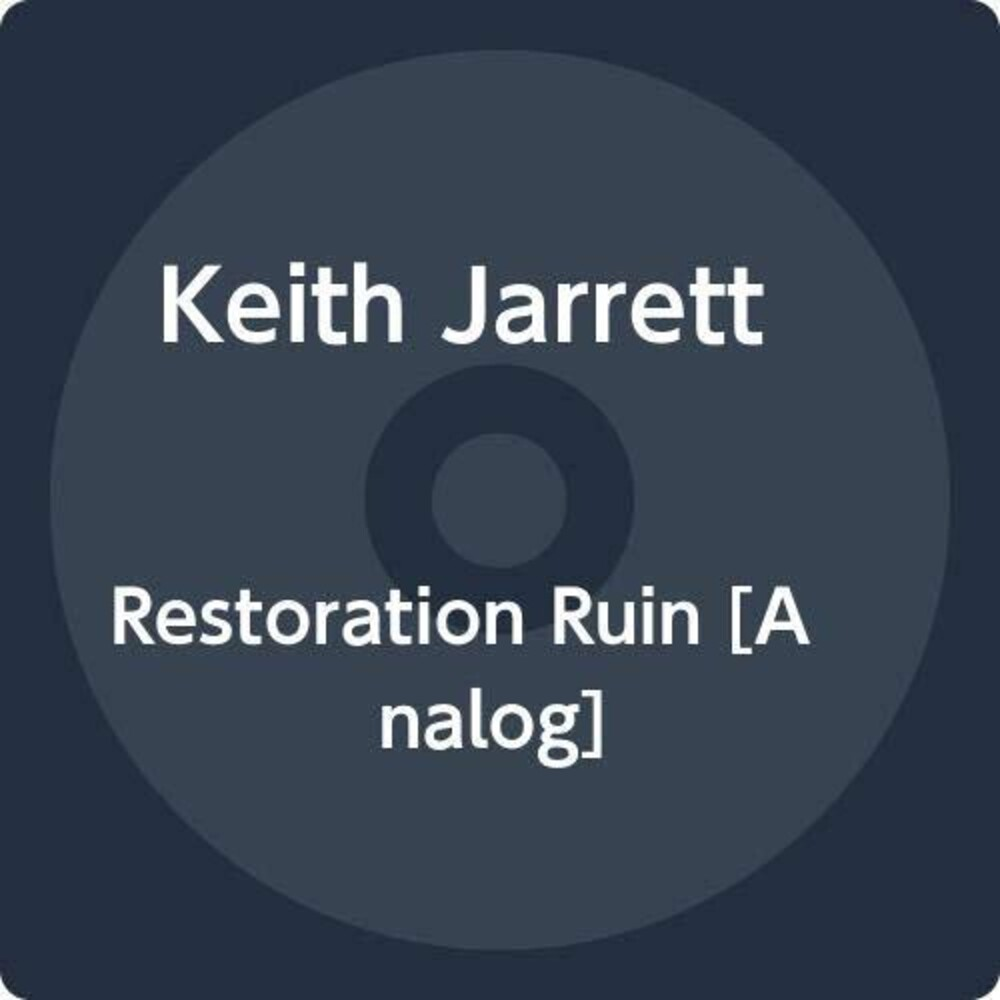 Keith Jarrett - Restoration Ruin