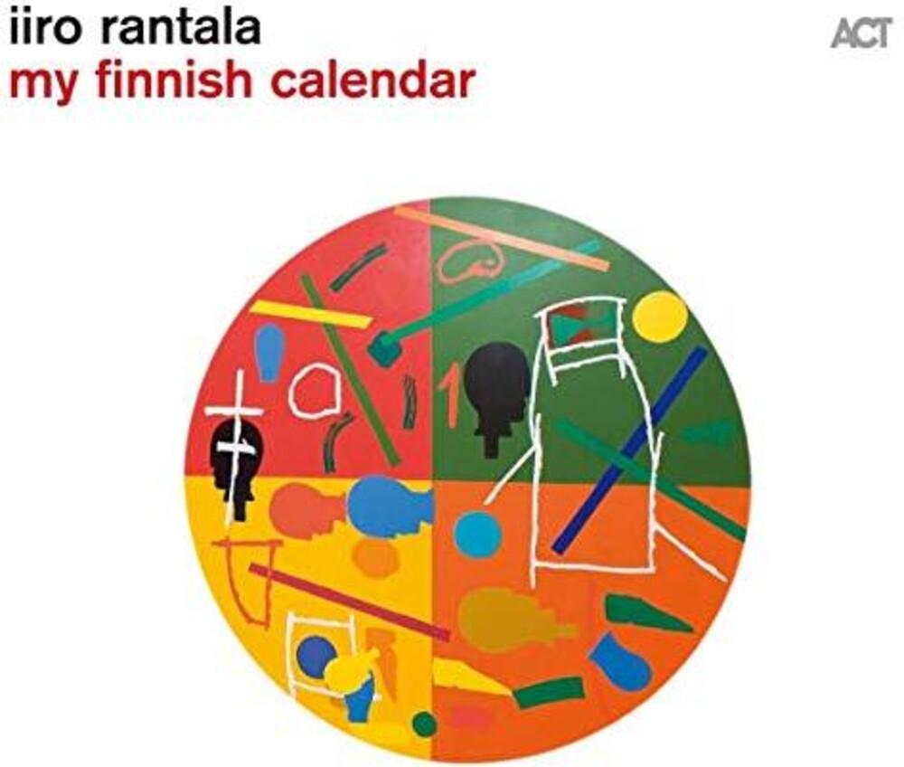 Iiro Rantala - My Finnish Calendar [180 Gram] (Can)