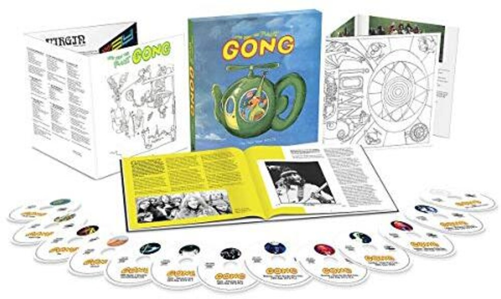Gong - Love From Planet Gong