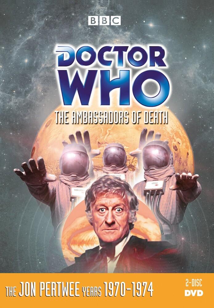 John Levene - Doctor Who: Ambassadors Of Death (2pc) / (Mod 2pk)
