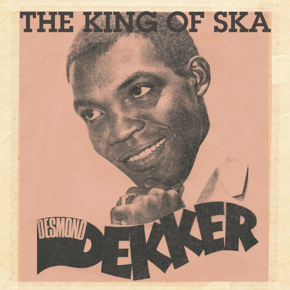Desmond Dekker - King Of Ska (Colv) (Red)