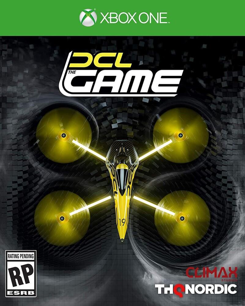 - Dcl - Drone Championship League
