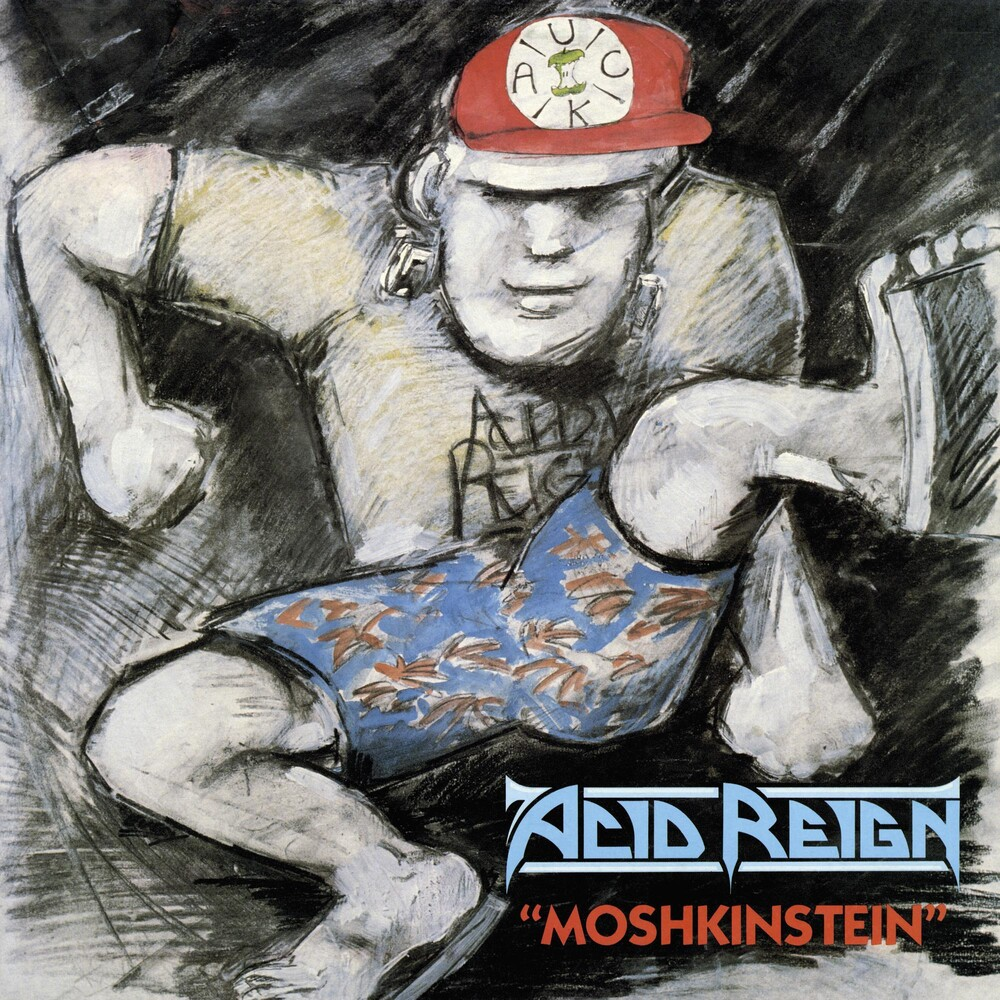 Acid Reign - Moshkinstein (Uk)