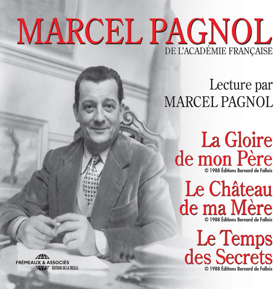 Pagnol - Lecture Par Marcel Pagnol (Box)