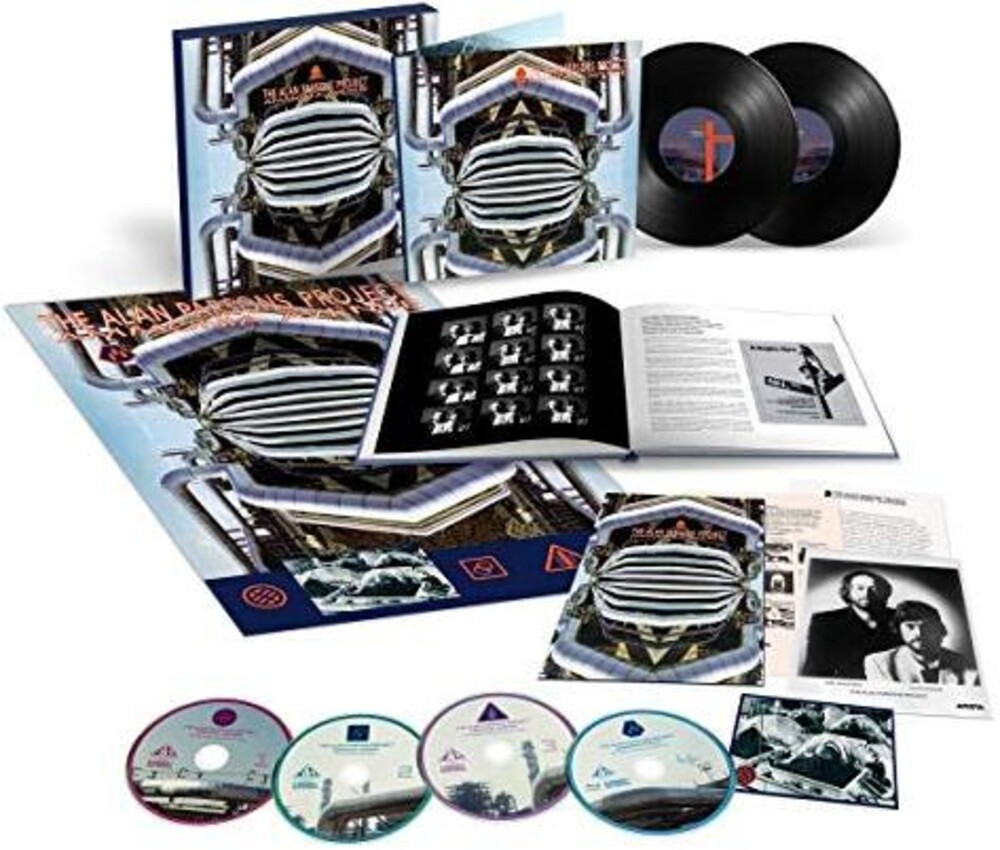 Alan Parsons Project - Ammonia Avenue (Box) [Deluxe] [Limited Edition] (Wbr) (Wtwv) (Uk)