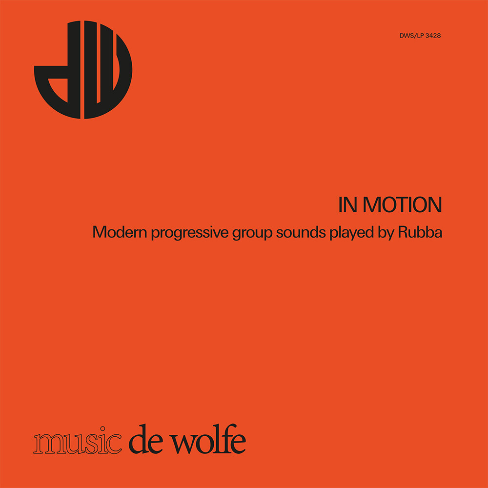 Rubba - In Motion: Modern Progressive Group Sounds Played