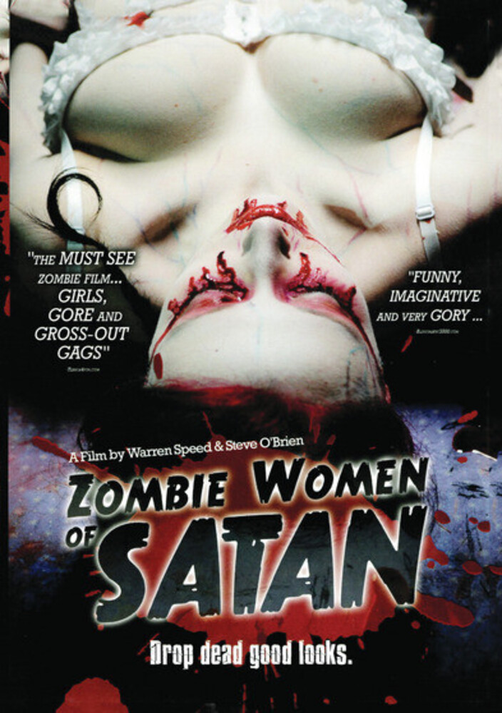 - Zombie Women Of Satan / (Mod)