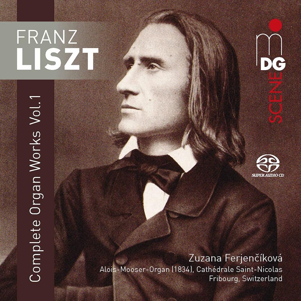 Liszt / Ferjencikova - Complete Organ Works 1
