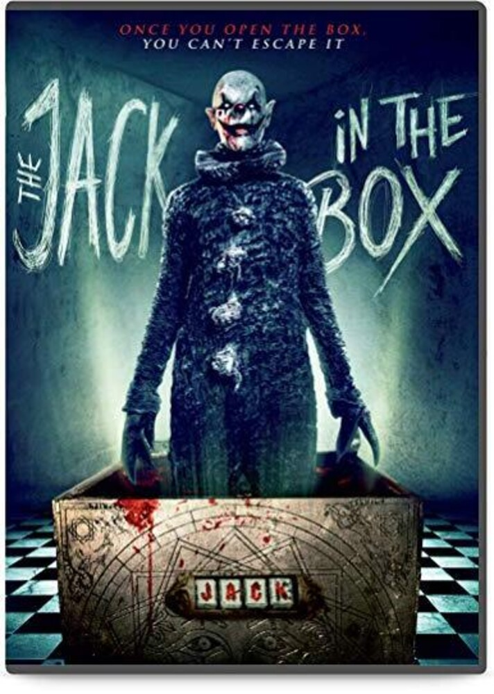 - Jack In The Box / (Ws)