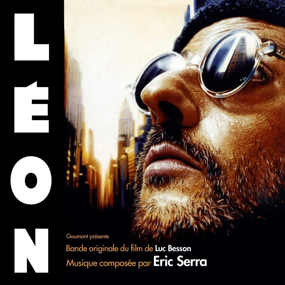 Eric Serra Can - Léon (Original Motion Picture Soundtrack)
