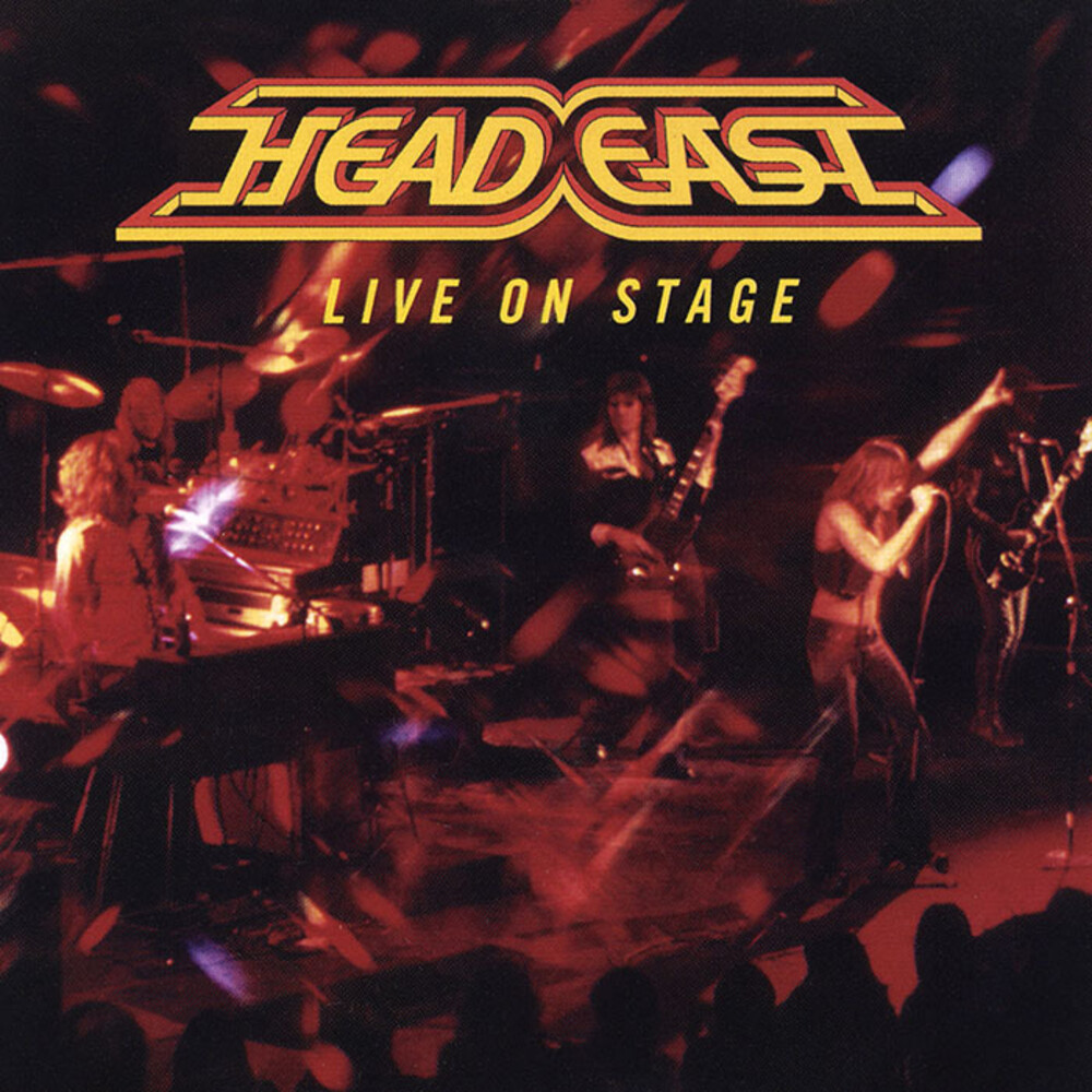 Head East - Live On Stage (Hol)