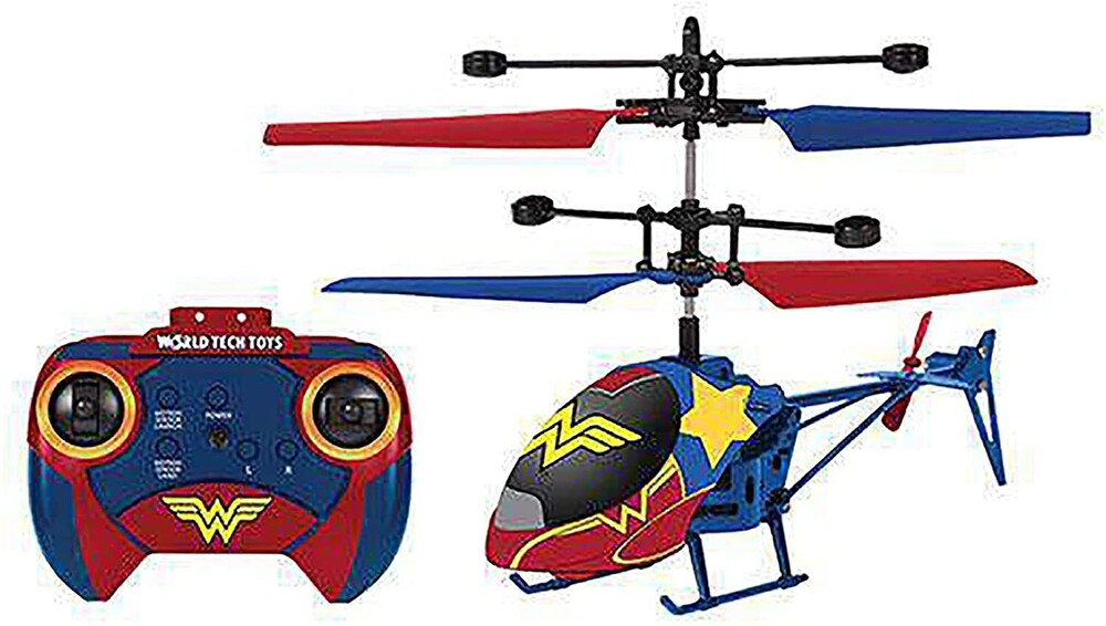 Ir Helicopter - DC Wonder Woman 2ch IR Helicopter (DC, Wonder Woman)