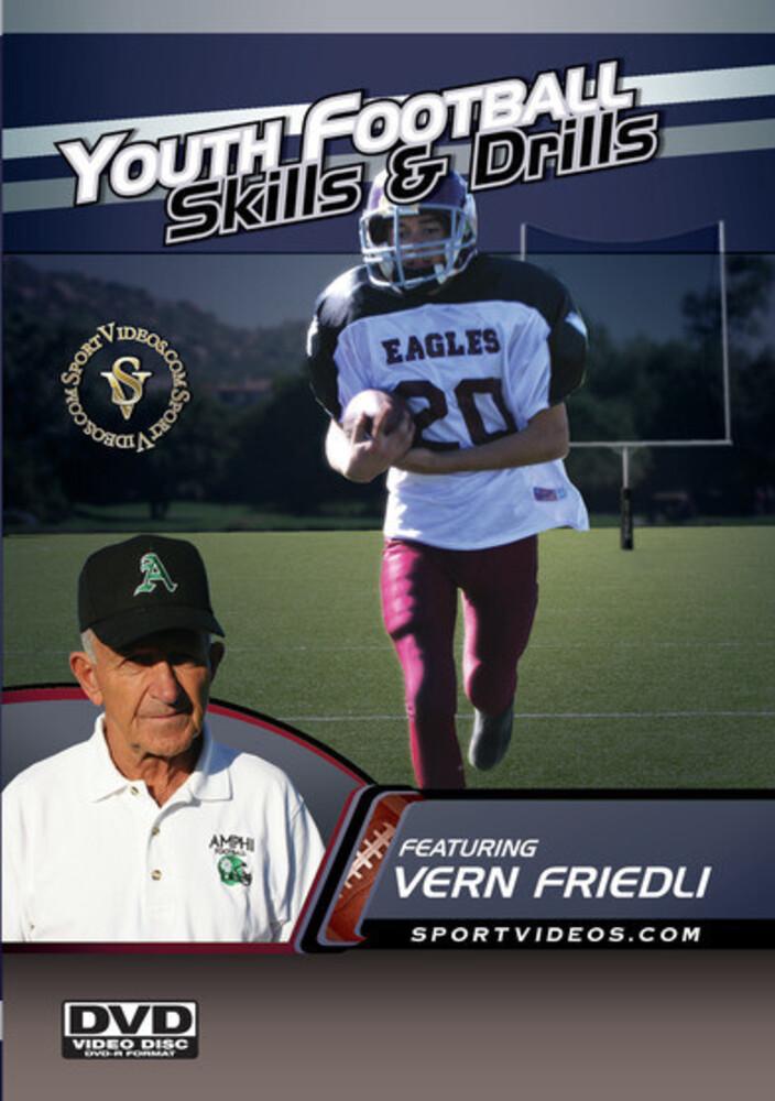 - Youth Football Skills & Drills / (Mod)