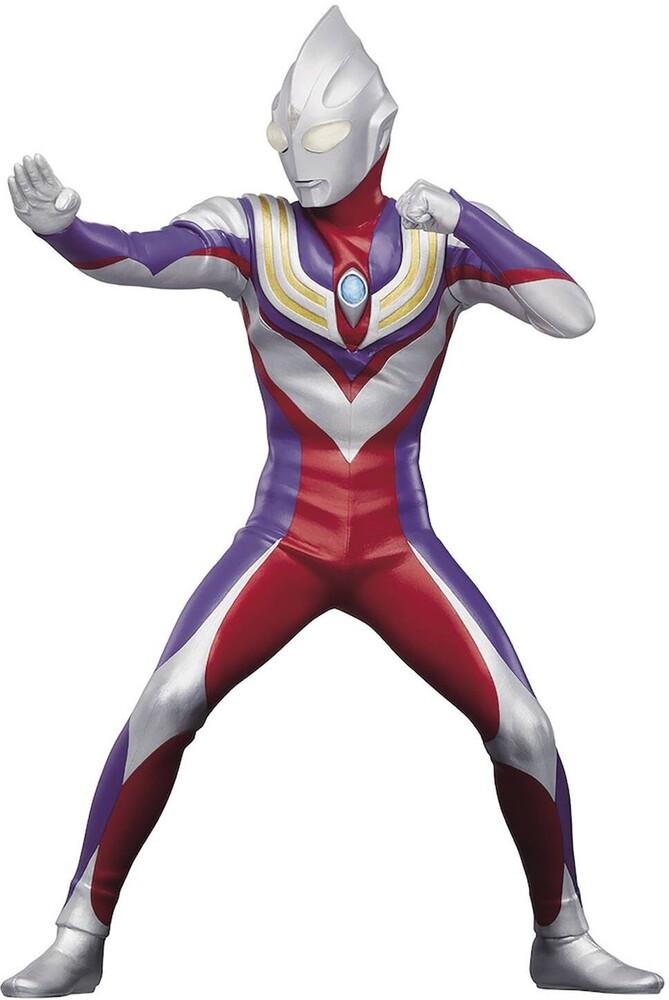 Banpresto - BanPresto - Ultraman Tiga Hero's Brave Statue Figure