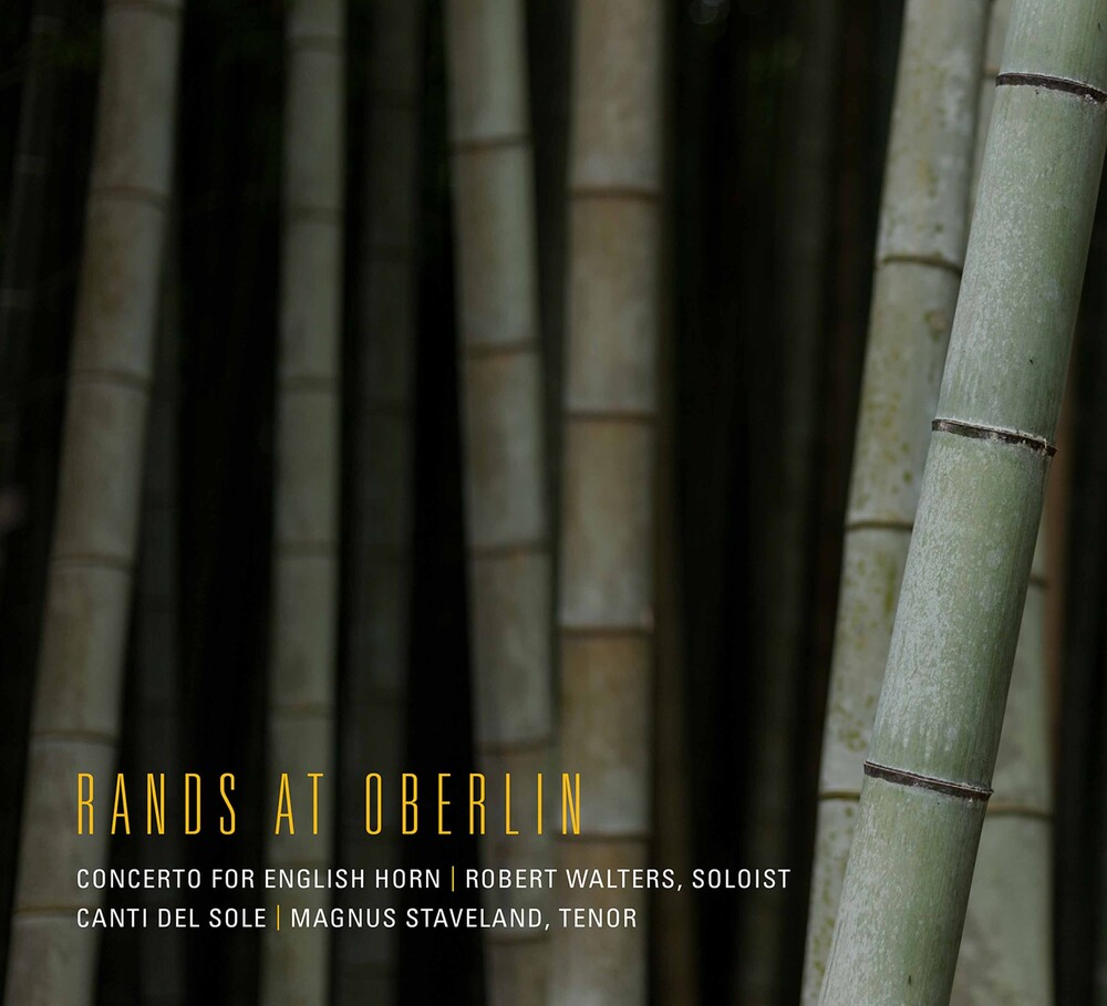 Rands / Walters / Weiss - Rands At Oberlin