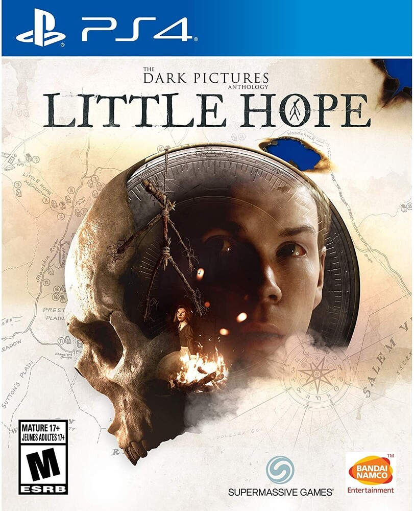 Ps4 Dark Pictures - Little Hope - Dark Pictures - Little Hope