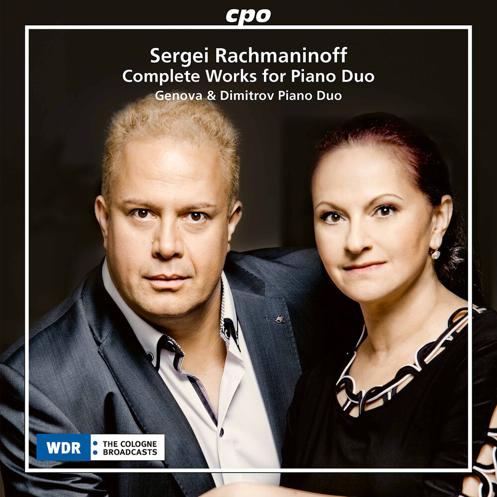 Genova and Dimitrov Piano Duo - Complete Works For Piano Duo (2pk)